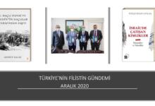 Photo of TÜRKİYE'NİN FİLİSTİN GÜNDEMİ –ARALIK 2020